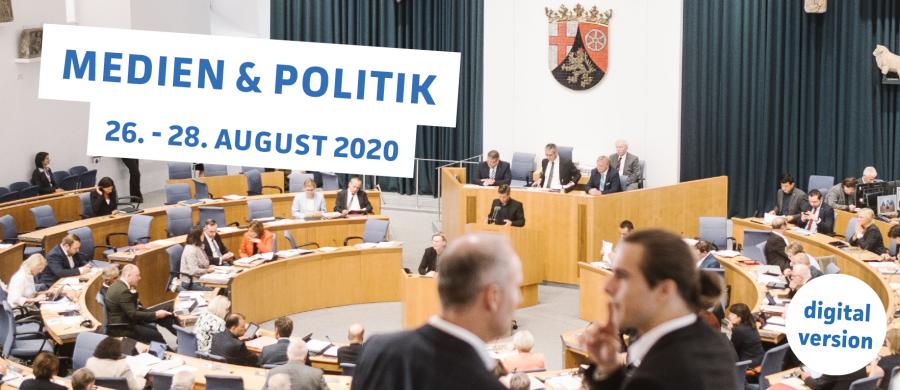Landtag Rheinland-Pfalz, Medien&Politik der Jugendpresse Rheinland-Pfalz
