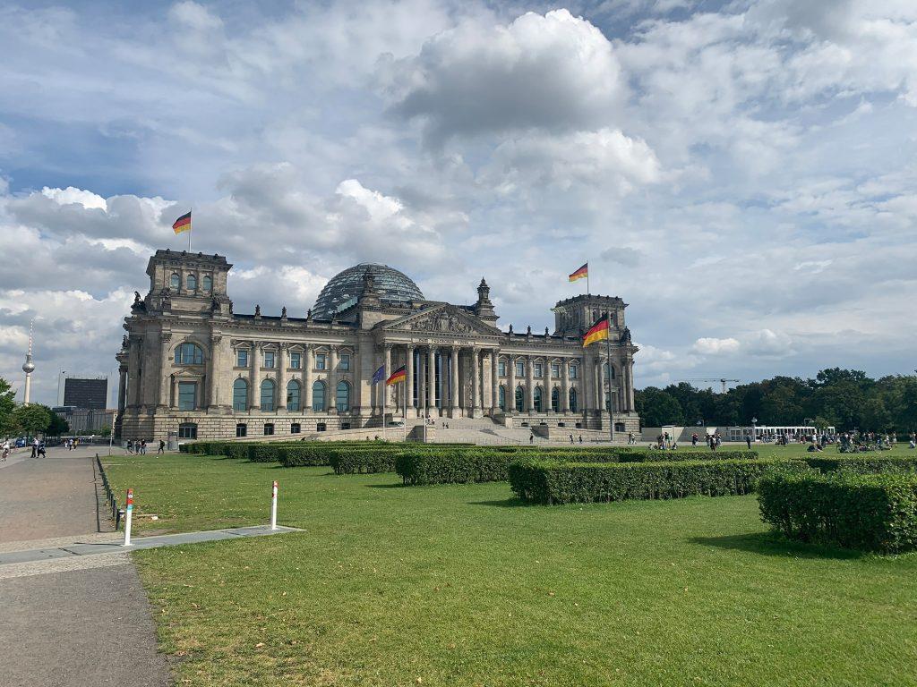 Deutscher Bundestag - Foto: Fabius Leibrock