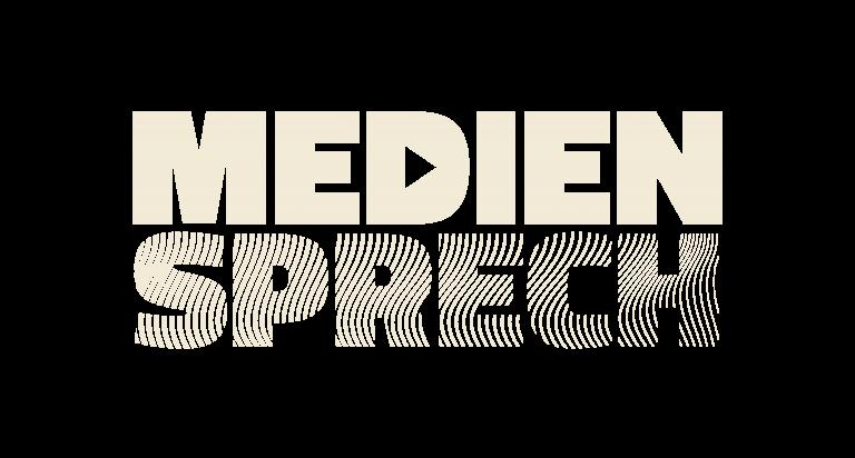 Logo von Mediensprech - Das Gesprächs- & Frageformat der Jugendpresse Rheinland-Pfalz e.V.